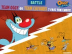 Battle Oggy