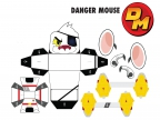 Bricolages Danger Mouse