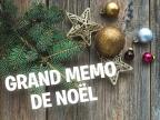 Grand memo de Noël