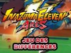 Inazuma Eleven Ares Jeu des différences