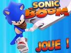 Joue avec Sonic