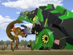 Transformers Robots in Disguise sur Canal J