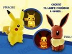 Jeux concours Lampe Pokémon