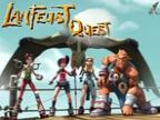 lanfeust quest, enfants, héros, canal j, dessin animé