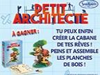 jeu concours le petit architecte