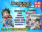 Manga Beyblade