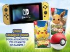 Jeux concours Pokémon Let's go