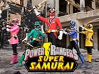 Power Rangers Super Samuraï