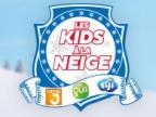 kids à la neige, tiji, canalj, gulli, montagne, ski, skieur, animation, enfants