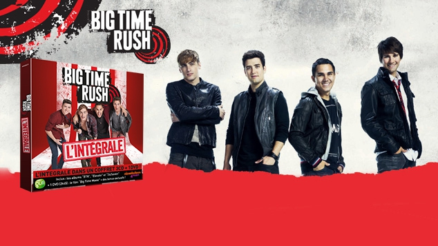 L'intégrale de BIG TIME RUSH