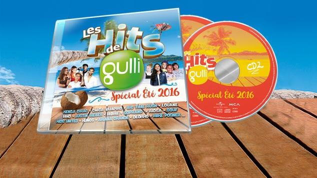 Les Hits de Gulli spécial Eté