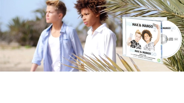 Max et Mango : leur nouvel album