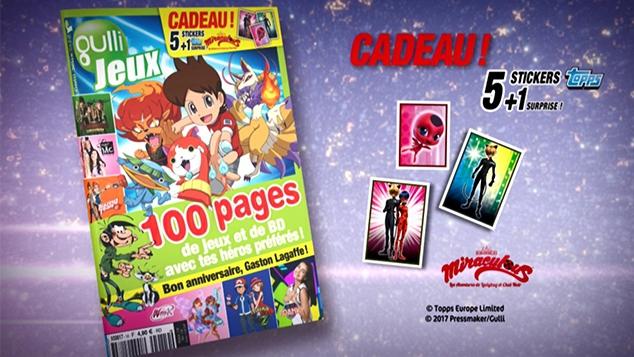 Ton nouveau magazine Gulli Jeux est disponible chez ton marchand de journaux
