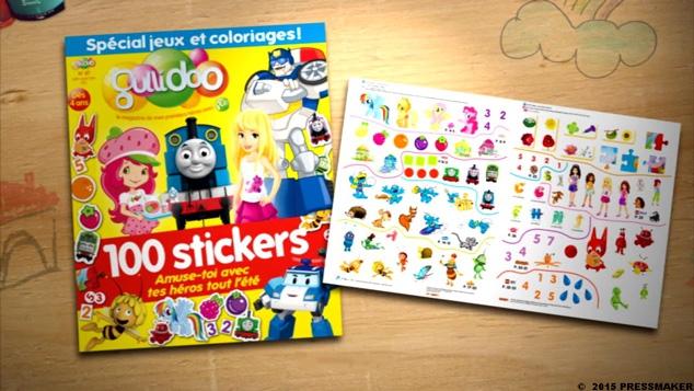 Ton nouveau magazine Gullidoo est arrivé !