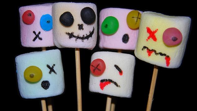 Chamallows zombies