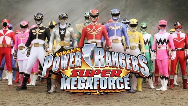 Power Rangers Super Megaforce - Les épisodes