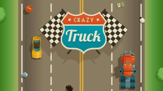 Joue au Crazy Truck