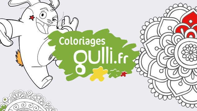 Coloriages gulli.fr