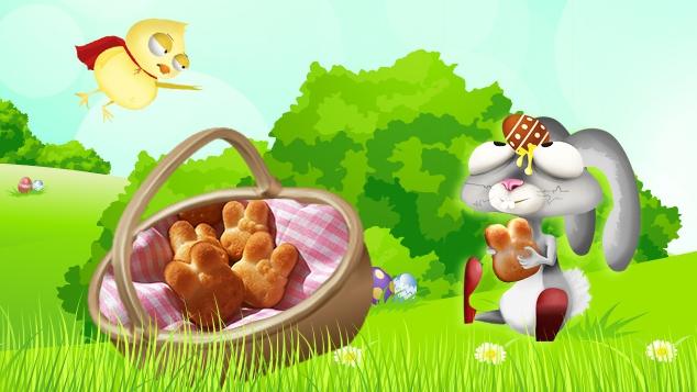 Les Recettes de Pâques !