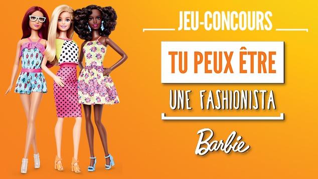 Concours Barbie Fashion Quiz
