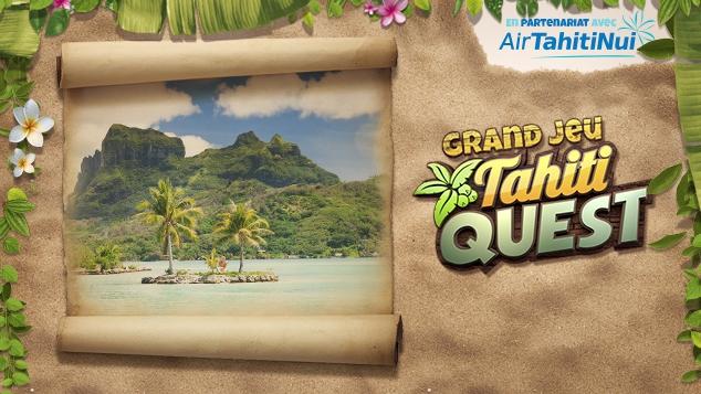 Tahiti Quest : jeu concours