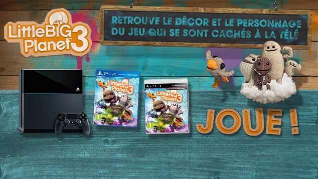 Little Big Planet 3 : le grand jeu !