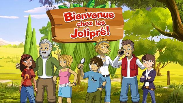 Bienvenue chez les Jolipré