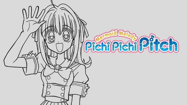 Coloriages Pichi Pichi Pitch