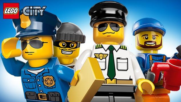 LEGO City sur Gulli