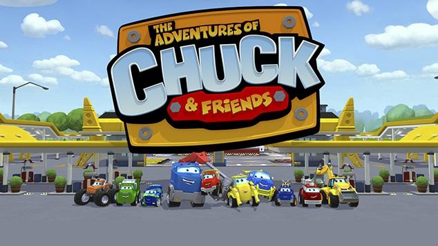 Les Aventures de Chuck et ses amis