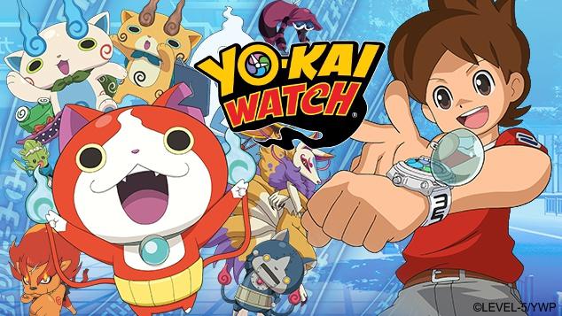 Yo-Kai Watch !