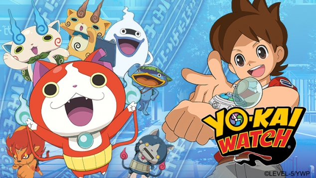 Yo-Kai Watch !