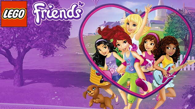 lego friends: les webisodes
