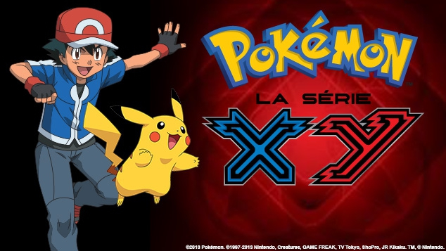 Saison 18 : Pokémon, la série : XY