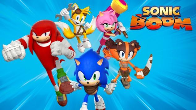 Chausse tes baskets et rattrape Sonic sur Gulli à partir du 11 avril !