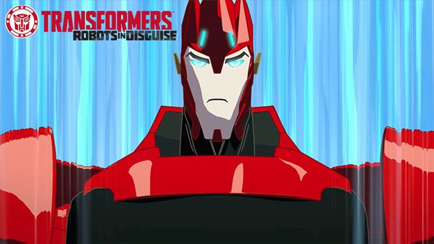 Transformers : Robots in Disguise sur Gulli
