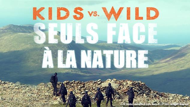 Kids vs. Wild