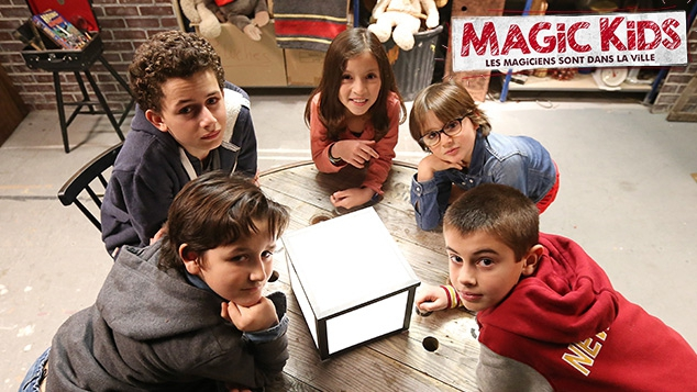 Magic Kids sur Gulli