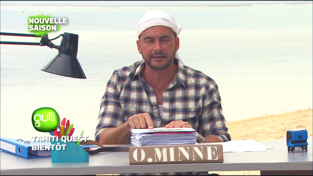 Tahiti Quest : le retour !
