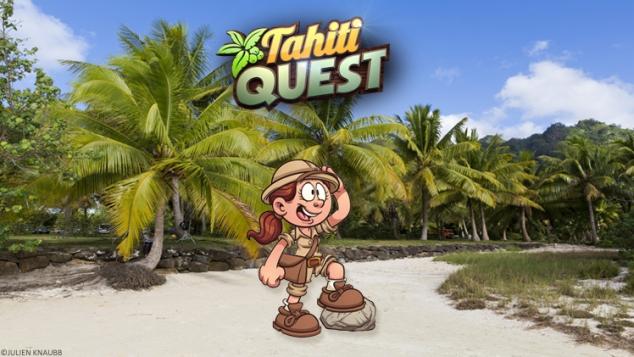Tahiti Quest - test de personnalité