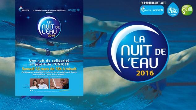 La Nuit de l'eau 2016