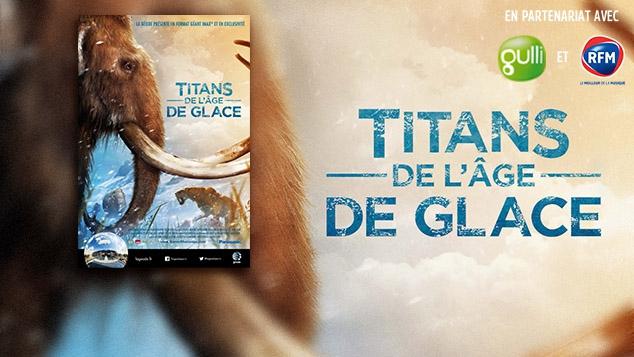 Les Titans de l'âge de glace