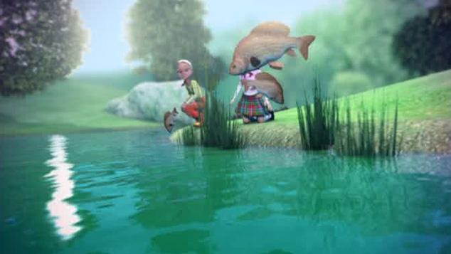 clip de l'eau - Gullia