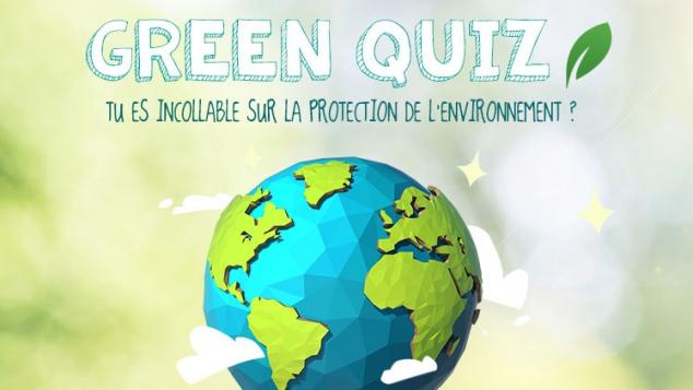 Quiz protection environnement