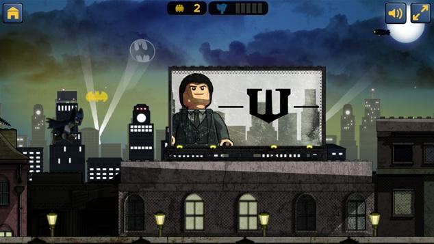 Jeu Lego Batman