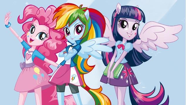 Jeux Equestria Girls
