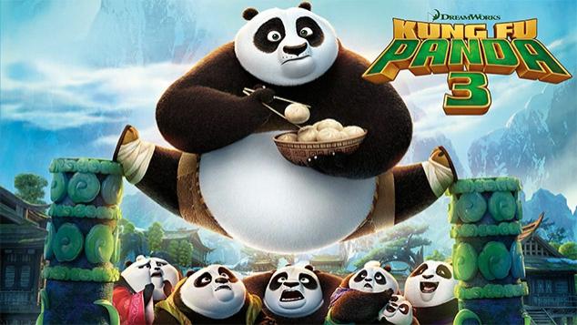 Jeux Kung Fu Panda 3
