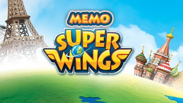 Joue avec Super Wings !