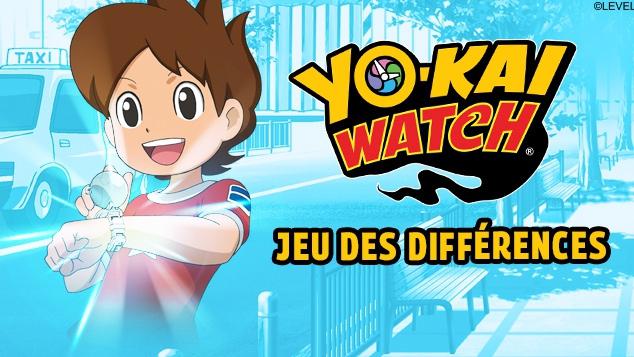 Joue avec Yo-kai Watch !