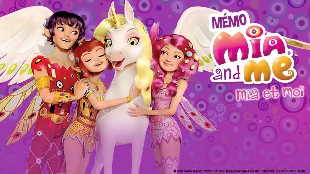 Mémory Mia et Moi